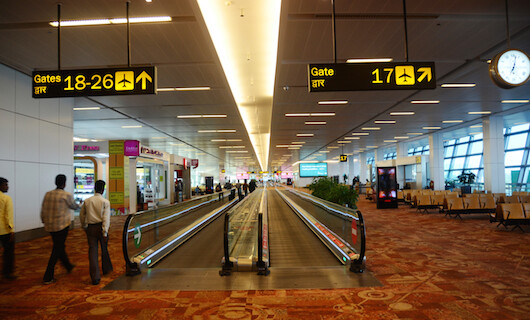 Issues Faced By Expats in International Airports in India
